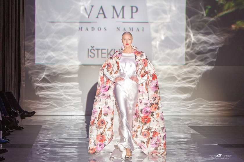 VAMP Isteku lt Wedding Fashion Show