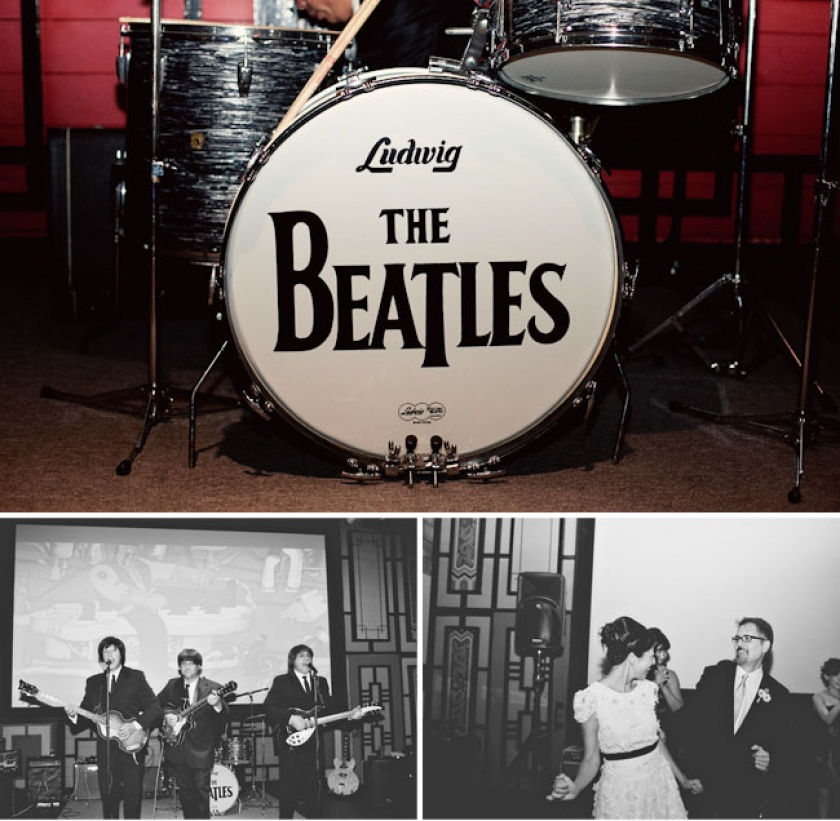 the beatles vestuves