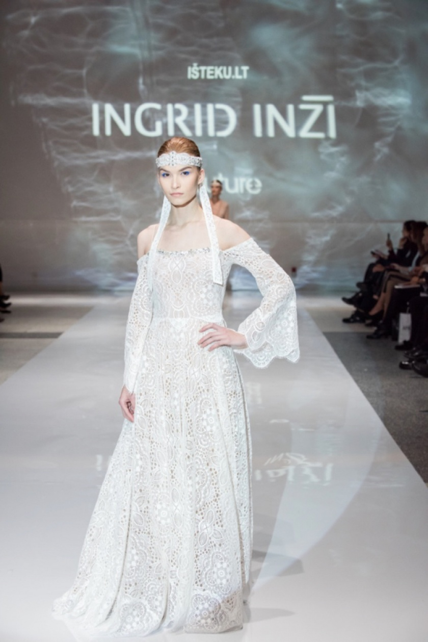 """Wedding Fashion Show"": INGRID INŽI COUTURE"